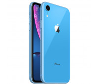 Apple -  iPhone XR 128GB - Blue