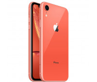 Apple -  iPhone XR 128GB - Coral