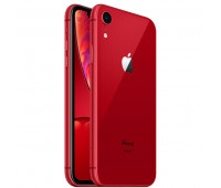 Apple -  iPhone XR 128GB - (PRODUCT)RED