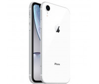 Apple -  iPhone XR 128GB - White
