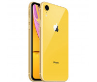 Apple -  iPhone XR 64GB - Yellow