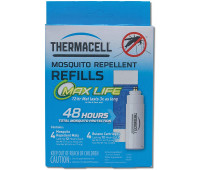 Thermacell - Max Life Mosquito Repellent Refills - 48 Hours