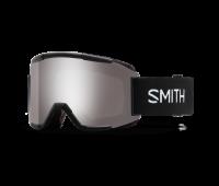 Smith Optics - Squad Chromapop Sun Platinum Mirror Goggles - Black