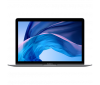 Apple -  13-inch MacBook Air: 1.6GHz dual-core 8th-generation IntelᅠCoreᅠi5 processor, 256GB - Space Gray