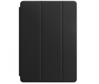 "Apple - Leather Smart Cover for Appleᆴ 10.5"" iPadᆴ Pro and iPadᆴ Air - Black"