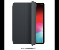 Apple - Smart Folio for 12.9-inch iPad Pro (3rd Generation) - Charcoal Gray