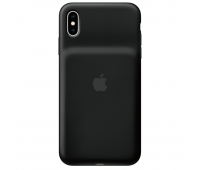 Apple - iPhone XS Smart Battery Case - Black