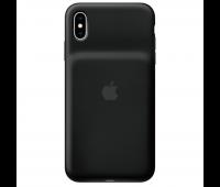 Apple - iPhone XS Smart Battery Case - Black