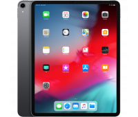 Apple -  12.9-inch iPad Pro Wi-Fi + Cellular 64GB - Space Gray