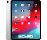 Apple -  12.9-inch iPad Pro Wi-Fi + Cellular 256GB - Silver