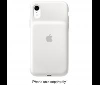 Apple - iPhone XR Smart Battery Case - White