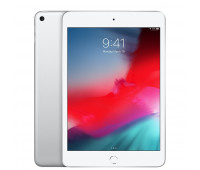 Apple -  iPad mini Wi-Fi + Cellular 64GB - Silver