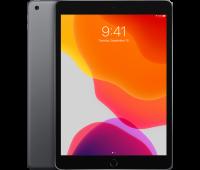 Apple -  10.2-inch iPad Wi-Fi + Cellular 32GB - Space Gray