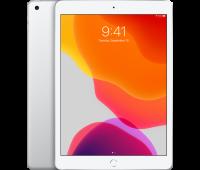 Apple -  10.2-inch iPad Wi-Fi + Cellular 32GB - Silver