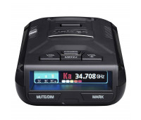 Uniden R3 Laser Radar Detector with GPS