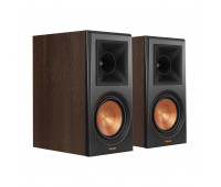 Klipsch Reference Premier RP-600M Bookshelf Speakers, Pair, Walnut