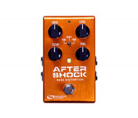 Source Audio - One Series AfterShock Bass Distortion - MIDI Compatible Effects Pedal