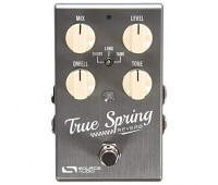 Source Audio - OS True Spring Reverb - MIDI Compatible Effects Pedal