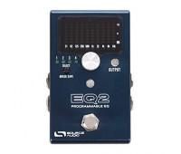 Source Audio - EQ2 Programmable EQ - MIDI Compatible Effects Pedal