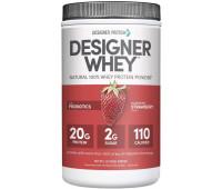 Designer Protein - Designer Whey Protein Powder - Summer Strawberry (2lb)