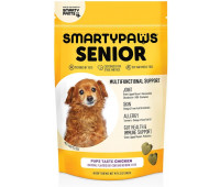 SmartyPaws Dog Vitamin and Supplement Chews for Senior Dogs - Chicken