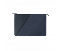 "Native Union Stow 15""-16"" Laptop Sleeve – Sleek & Slim 360-Degree Protection with Exterior Pocket – Compatible with MacBook Pro 16"", MacBook Pro 15"" (2016-2019) (Indigo)"