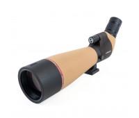 Athlon Optics Talos Spotter - 20-60x80 Spotting Scope - Tan