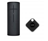 Ultimate Ears Bundle with MEGABOOM 3 - Night Black + Cube Pro