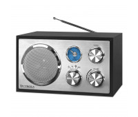 Victrola - Desktop Bluetooth Stereo