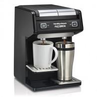 Hamilton Beach - Flex Brew Dual Single-Serve Coffeemaker