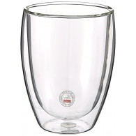Bodum - 6 pcs glass, double wall, medium, 0.35 l, 12 oz
